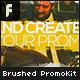 Brushed Slides - Promo Kit - VideoHive Item for Sale