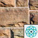 Brick Sandstone Wall - GraphicRiver Item for Sale