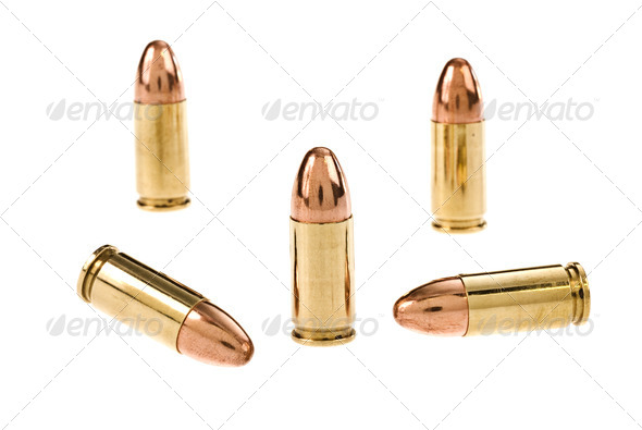 Bullets - Stock Photo - Images