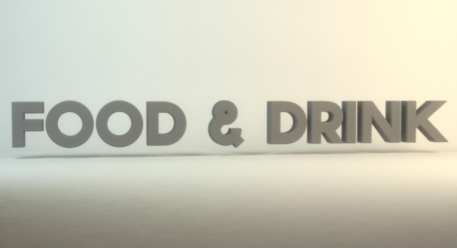 Food & Drink Mock Ups
