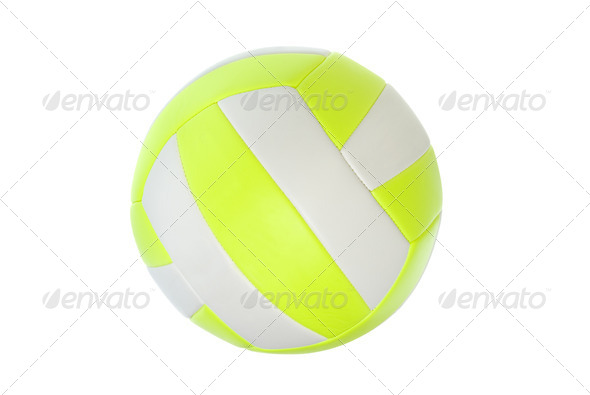 Vollyball - Stock Photo - Images