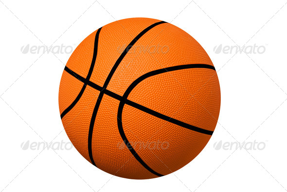 Basketball - Stock Photo - Images
