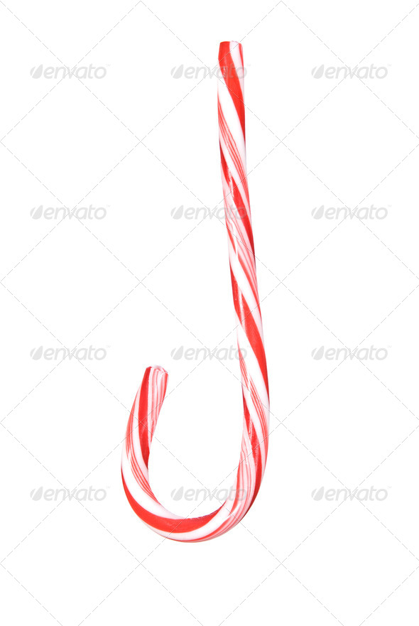Candy cane - Stock Photo - Images