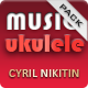 Playful Ukulele Music Pack