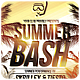 Summer Bash - Flyer [Vol.3] - GraphicRiver Item for Sale