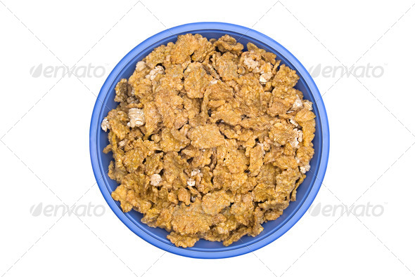 Bowl of cereal - Stock Photo - Images