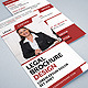 Lawyer Legal Consultancy Tri-fold Brochure 2 - GraphicRiver Item for Sale