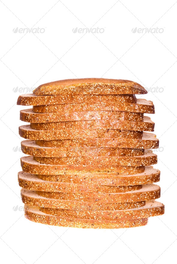 Loaf of rye bread - Stock Photo - Images