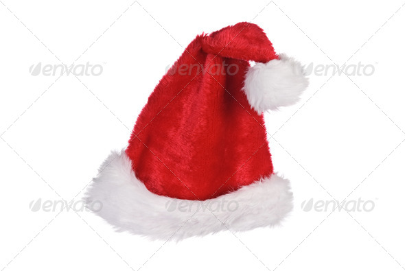 Santa hat - Stock Photo - Images