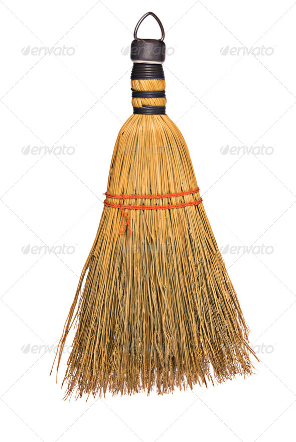 Wisk broom - Stock Photo - Images
