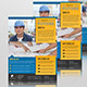 Construction Company Flyer-V104 - GraphicRiver Item for Sale