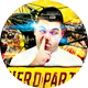 Nerd Party Flyer - GraphicRiver Item for Sale