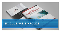 Exclusive Bifold Brochures