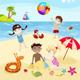 Kids Beach Games