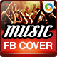 Concert Facebook Cover Page - GraphicRiver Item for Sale