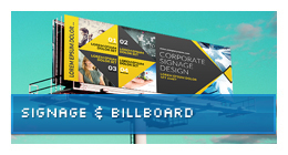 Signage & Billboard Templates