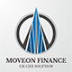 Business & Finance Logo - B5 - GraphicRiver Item for Sale