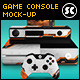 Game Console Mock-Up - GraphicRiver Item for Sale