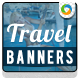 Luxury Vacation Banners - GraphicRiver Item for Sale