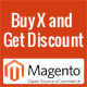 Buy X and Get Discount - Magento Extension - CodeCanyon Item for Sale