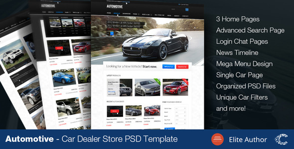 Automotive – Car Dealer