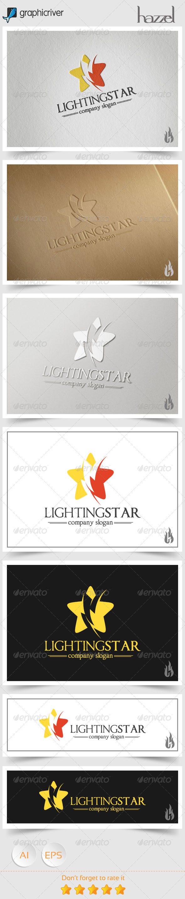 Lighting Star Logo