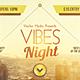 Vibes Night - Flyer [Vol.19]