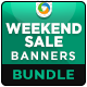Special Sale Banner Bundle - 3 Sets - GraphicRiver Item for Sale