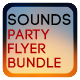 Sounds Party Flyer Bundle - GraphicRiver Item for Sale