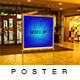 Photorealistic Poster Mock Up - GraphicRiver Item for Sale