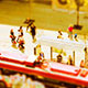 Tilt Shift Bus Station - VideoHive Item for Sale