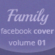 Family Facebook Cover vol.01 - GraphicRiver Item for Sale