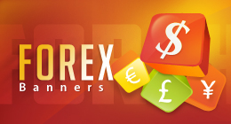 Forex & Stock Banner Sets