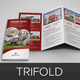 Property Sale Trifold Brochure Template - GraphicRiver Item for Sale