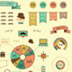 Hand Drawn Elements and Icons of Infographics - GraphicRiver Item for Sale