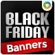 Black Friday Banners - Set I - GraphicRiver Item for Sale