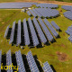 Aerial View Of Photovoltaic Solar Units 3 - VideoHive Item for Sale