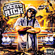 Ghetto Rich Mixtape / Flyer or CD Template  - GraphicRiver Item for Sale