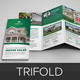 Property Sale Trifold Brochure Template v2 - GraphicRiver Item for Sale