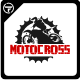 Motocross Logo Templates - GraphicRiver Item for Sale