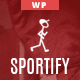 Sportify - Gym WordPress Theme - ThemeForest Item for Sale