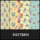 8 Sticker Monster Patterns