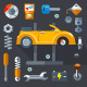 Repair Equipment - GraphicRiver Item for Sale