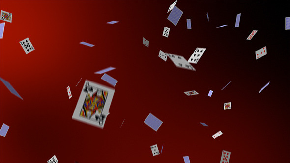 Falling Playing Cards By Doran Opus Videohive