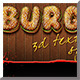 3D Burger Styles - GraphicRiver Item for Sale