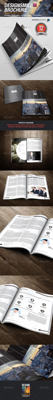 DesignsMill Corporate Brochure - Corporate Brochures