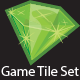 Game Tile Set Ornaments  - GraphicRiver Item for Sale