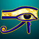 Eye of Ra - GraphicRiver Item for Sale