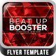 Beat Up Booster - GraphicRiver Item for Sale