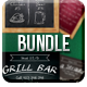 Chalkboard Restaurant Flyers Bundle - GraphicRiver Item for Sale